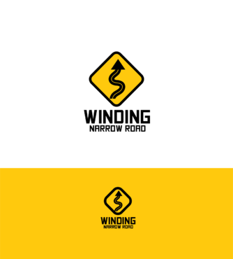 Winding Narrow Road A Logo, Monogram, or Icon  Draft # 43 by goodlogo