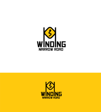 Winding Narrow Road A Logo, Monogram, or Icon  Draft # 44 by goodlogo