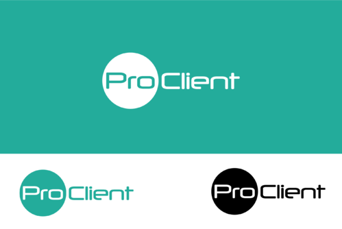 ProClient A Logo, Monogram, or Icon  Draft # 209 by sugio