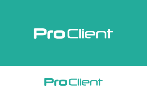 ProClient A Logo, Monogram, or Icon  Draft # 210 by sugio