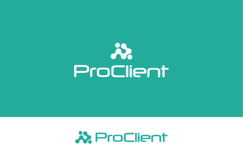 ProClient A Logo, Monogram, or Icon  Draft # 215 by sugio