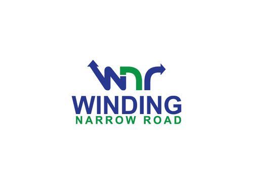 Winding Narrow Road A Logo, Monogram, or Icon  Draft # 58 by arsalanwaheed