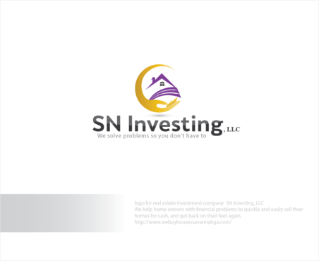 SN Investing, LLC A Logo, Monogram, or Icon  Draft # 339 by logoGamerz