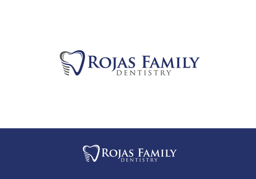 Rojas Family Dentistry A Logo, Monogram, or Icon  Draft # 210 by zephyr