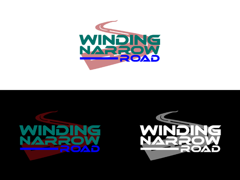 Winding Narrow Road A Logo, Monogram, or Icon  Draft # 60 by AstridDesign