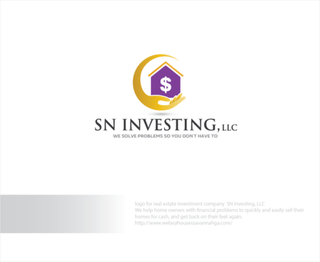 SN Investing, LLC A Logo, Monogram, or Icon  Draft # 350 by logoGamerz
