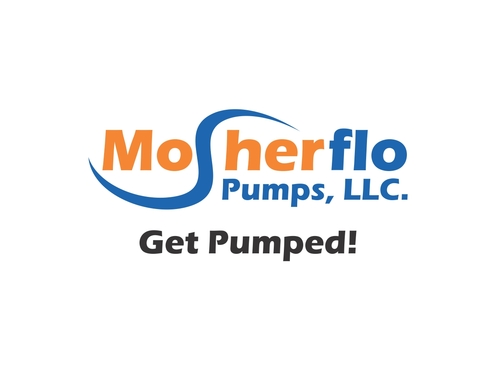 Mosherflo Pumps, LLC. A Logo, Monogram, or Icon  Draft # 25 by kohirart