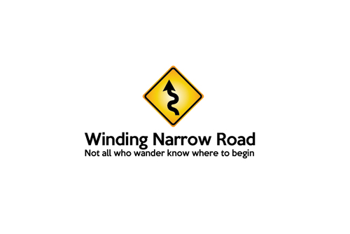 Winding Narrow Road A Logo, Monogram, or Icon  Draft # 81 by TheTanveer