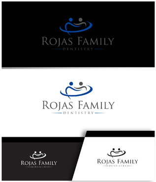 Rojas Family Dentistry A Logo, Monogram, or Icon  Draft # 240 by Jake04