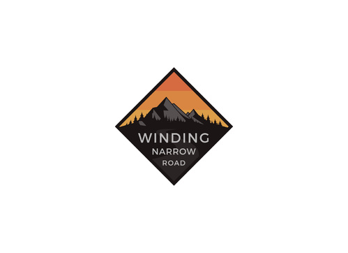 Winding Narrow Road A Logo, Monogram, or Icon  Draft # 86 by MorarMilos