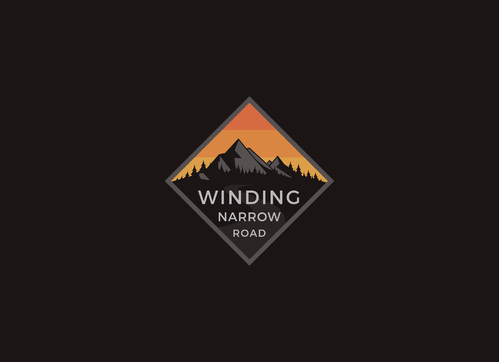 Winding Narrow Road A Logo, Monogram, or Icon  Draft # 88 by MorarMilos
