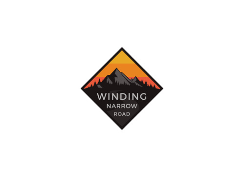 Winding Narrow Road A Logo, Monogram, or Icon  Draft # 89 by MorarMilos