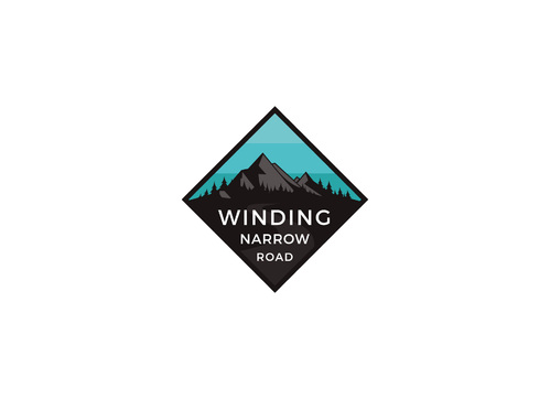 Winding Narrow Road A Logo, Monogram, or Icon  Draft # 92 by MorarMilos