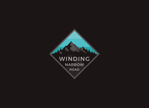 Winding Narrow Road A Logo, Monogram, or Icon  Draft # 93 by MorarMilos