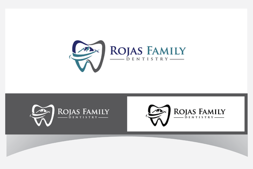 Rojas Family Dentistry A Logo, Monogram, or Icon  Draft # 246 by Designpassion