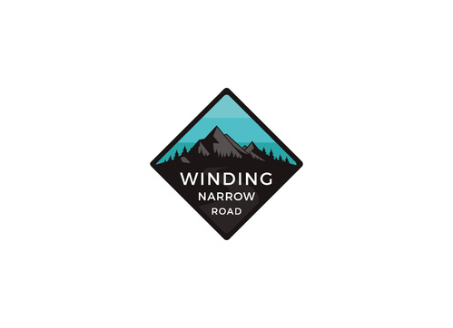 Winding Narrow Road A Logo, Monogram, or Icon  Draft # 94 by MorarMilos