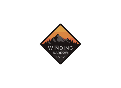 Winding Narrow Road A Logo, Monogram, or Icon  Draft # 95 by MorarMilos