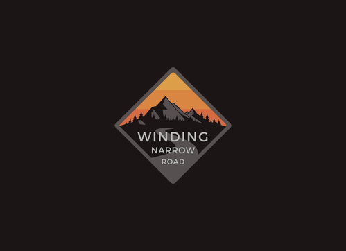 Winding Narrow Road A Logo, Monogram, or Icon  Draft # 96 by MorarMilos