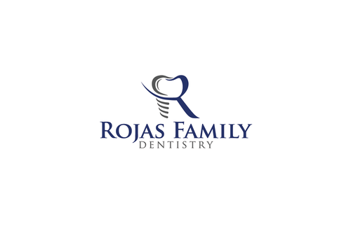 Rojas Family Dentistry A Logo, Monogram, or Icon  Draft # 248 by zephyr