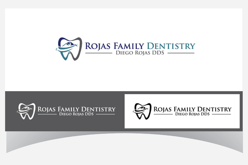 Rojas Family Dentistry A Logo, Monogram, or Icon  Draft # 253 by Designpassion