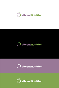 Vibrant Nutrition A Logo, Monogram, or Icon  Draft # 350 by juniorart