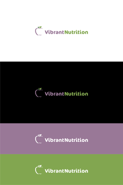 Vibrant Nutrition A Logo, Monogram, or Icon  Draft # 352 by juniorart