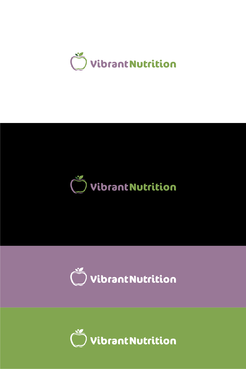 Vibrant Nutrition A Logo, Monogram, or Icon  Draft # 353 by juniorart