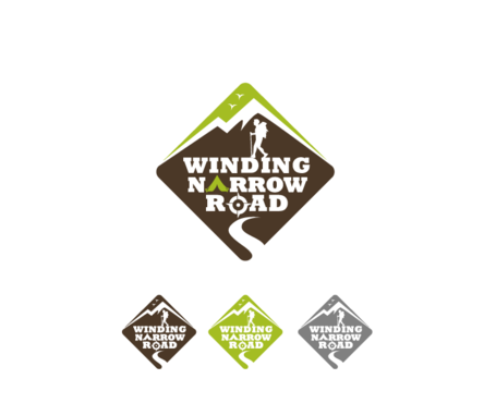 Winding Narrow Road A Logo, Monogram, or Icon  Draft # 113 by decentdesign