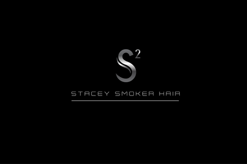 """Stacey Smoker Hair"" or ""S2"" (like S^2, S to the 2nd power, S squared speaks to the SS in my name) Logo Winning Design by Aaask"