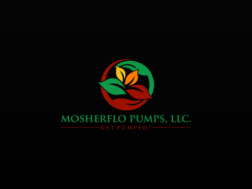 Mosherflo Pumps, LLC. A Logo, Monogram, or Icon  Draft # 29 by Designboss