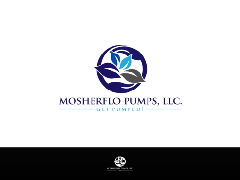 Mosherflo Pumps, LLC. A Logo, Monogram, or Icon  Draft # 31 by Designboss