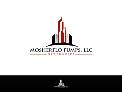 Mosherflo Pumps, LLC. A Logo, Monogram, or Icon  Draft # 39 by Designboss