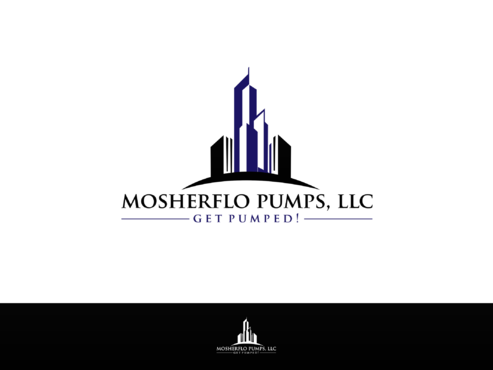 Mosherflo Pumps, LLC. A Logo, Monogram, or Icon  Draft # 40 by Designboss