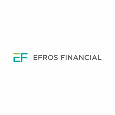 Efros Financial A Logo, Monogram, or Icon  Draft # 142 by diesuket