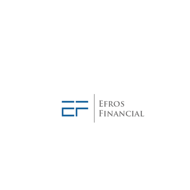 Efros Financial A Logo, Monogram, or Icon  Draft # 155 by TheAnsw3r