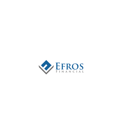 Efros Financial A Logo, Monogram, or Icon  Draft # 163 by TheAnsw3r