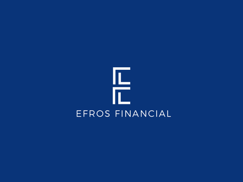 Efros Financial A Logo, Monogram, or Icon  Draft # 189 by Shiva15Design