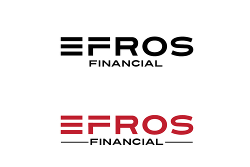 Efros Financial A Logo, Monogram, or Icon  Draft # 217 by TheTanveer