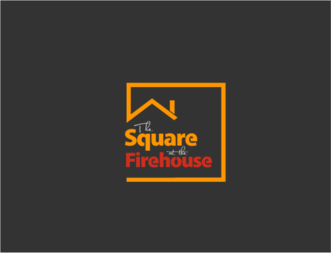 The Square at The Firehouse A Logo, Monogram, or Icon  Draft # 13 by odc69