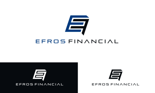 Efros Financial A Logo, Monogram, or Icon  Draft # 237 by anijams