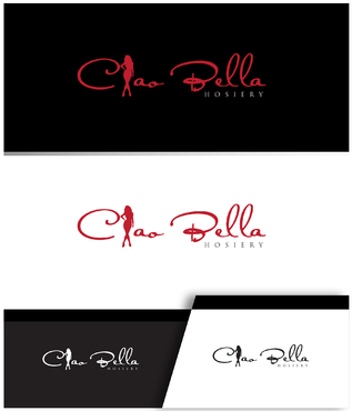 Ciao Bella Hosiery A Logo, Monogram, or Icon  Draft # 87 by Jake04