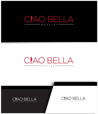 Ciao Bella Hosiery A Logo, Monogram, or Icon  Draft # 88 by Jake04