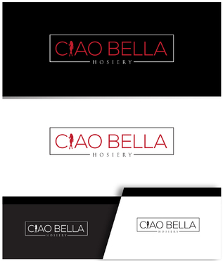 Ciao Bella Hosiery A Logo, Monogram, or Icon  Draft # 90 by Jake04