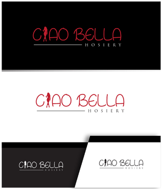 Ciao Bella Hosiery A Logo, Monogram, or Icon  Draft # 91 by Jake04