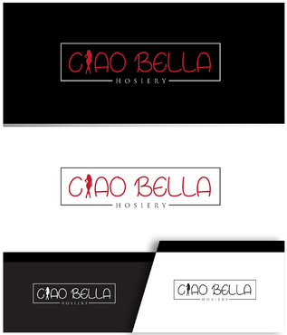 Ciao Bella Hosiery A Logo, Monogram, or Icon  Draft # 92 by Jake04