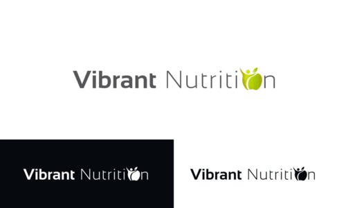 Vibrant Nutrition A Logo, Monogram, or Icon  Draft # 383 by shivabomma
