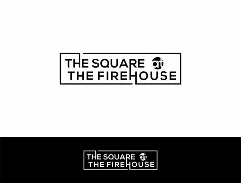The Square at The Firehouse A Logo, Monogram, or Icon  Draft # 20 by HandsomeRomeo