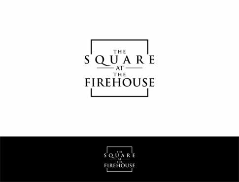 The Square at The Firehouse A Logo, Monogram, or Icon  Draft # 21 by HandsomeRomeo