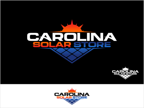 Carolina Solar Store A Logo, Monogram, or Icon  Draft # 120 by thebullet