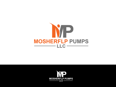 Mosherflo Pumps, LLC. A Logo, Monogram, or Icon  Draft # 41 by DesignHero